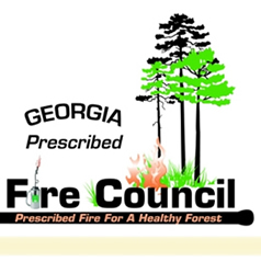 Georgia Prescribed Fire Council logo