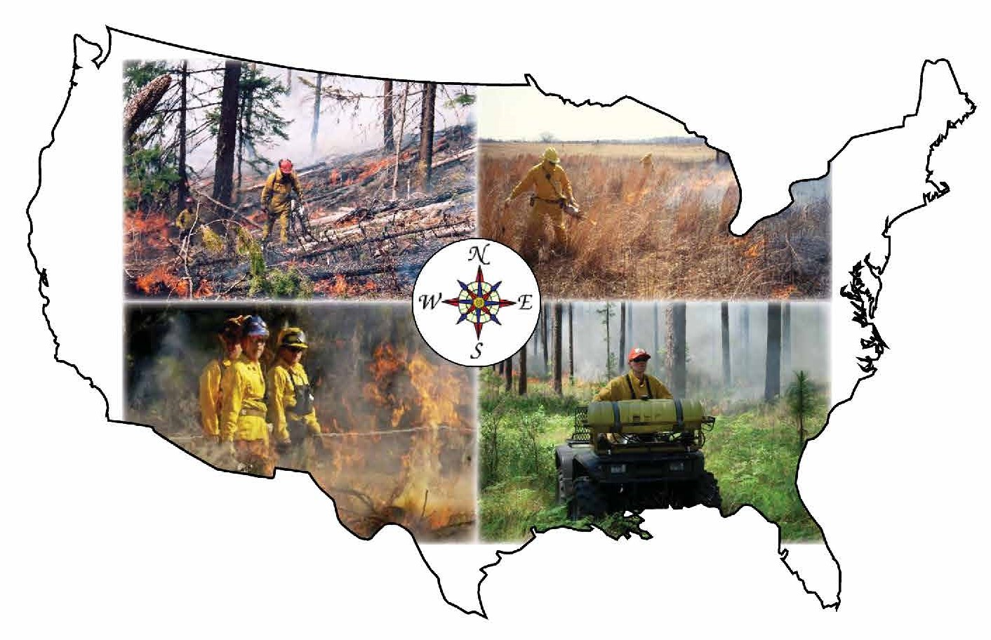 Prescribed Fire Report logo