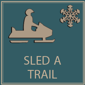 Plan Your Trip: Sled a Trail