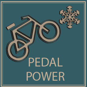 Plan Your Trip: Winter Pedal Power