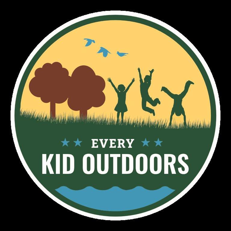 logo of Every Kid Outdoors