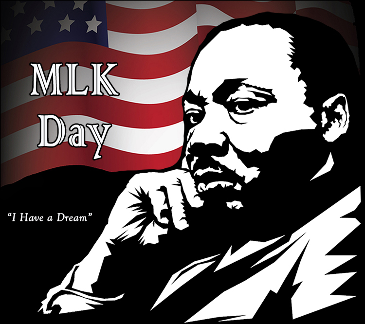 Martin Luther King Day-I have a dream