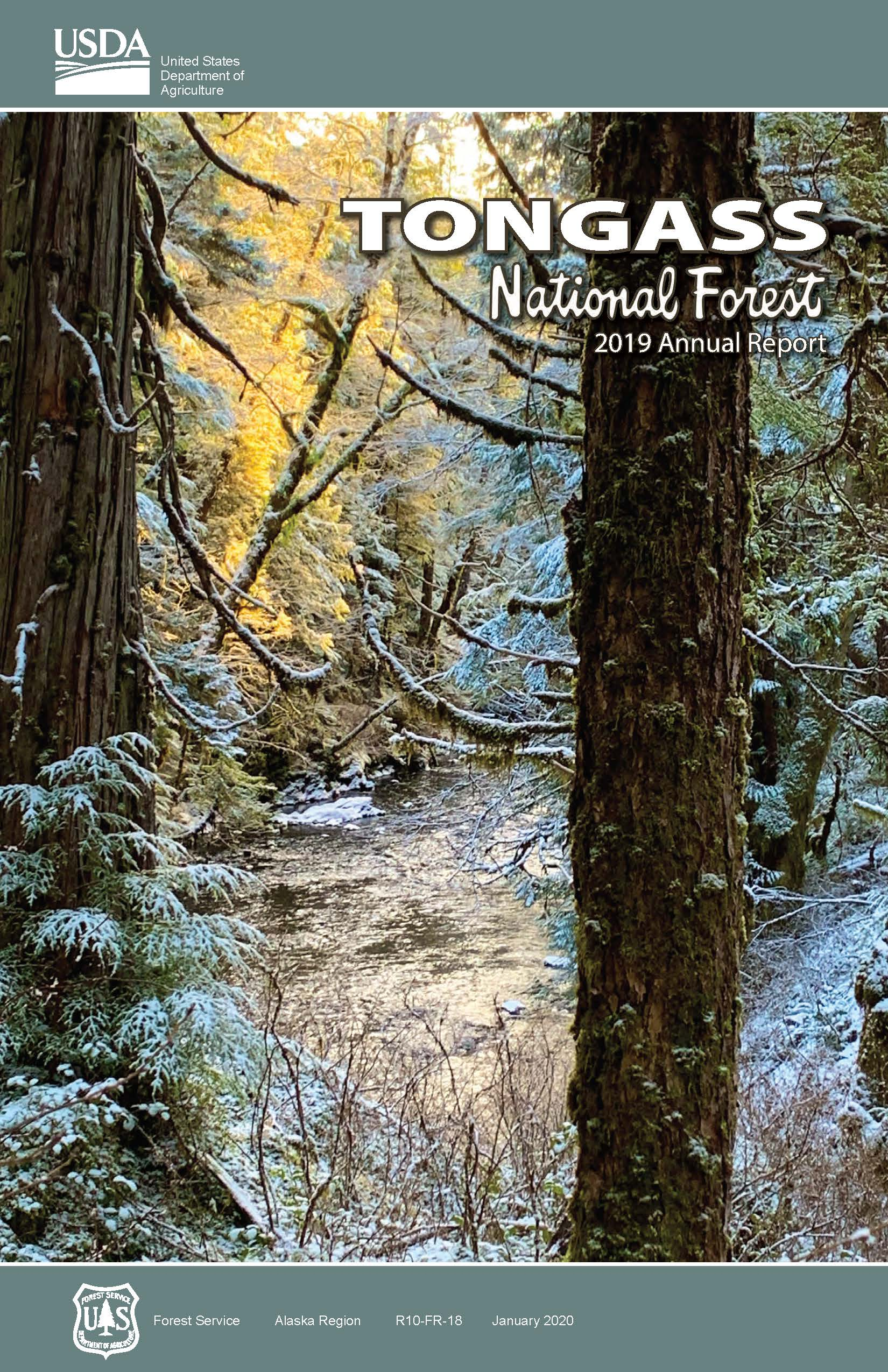 State of the Tongass FY19 New Cover