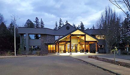 Image result for mt hood national forest headquarters sandy oregon