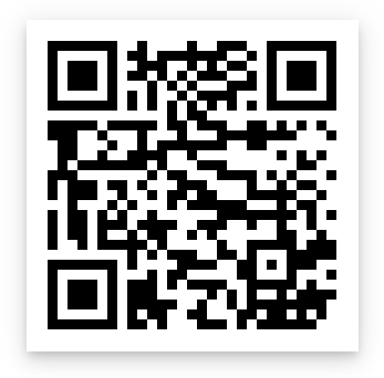 QR code for Avenza map of West Back.