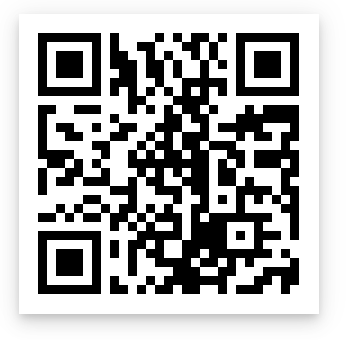 QR code for Avenza map of West Front.