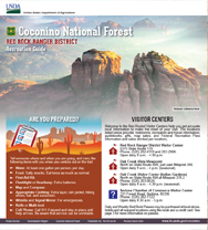 Red Rock Recreation Guide