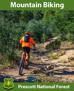 Mountain Biking Opportunities