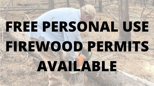 Free firewood graphic