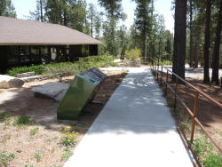 Palisades Visitor Center