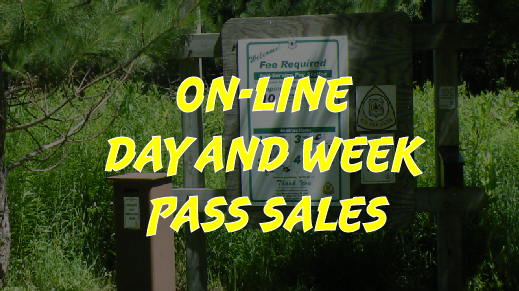 On-line Day and Week Passes