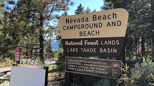Lake Tahoe Basin Mgt Unit Land Resources Management