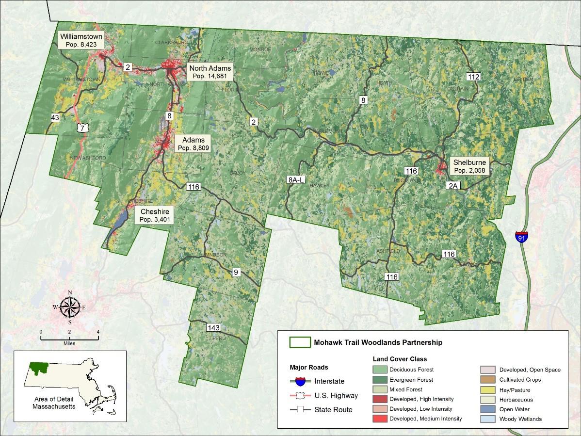 Mohawk Trail Woodlands Partnership