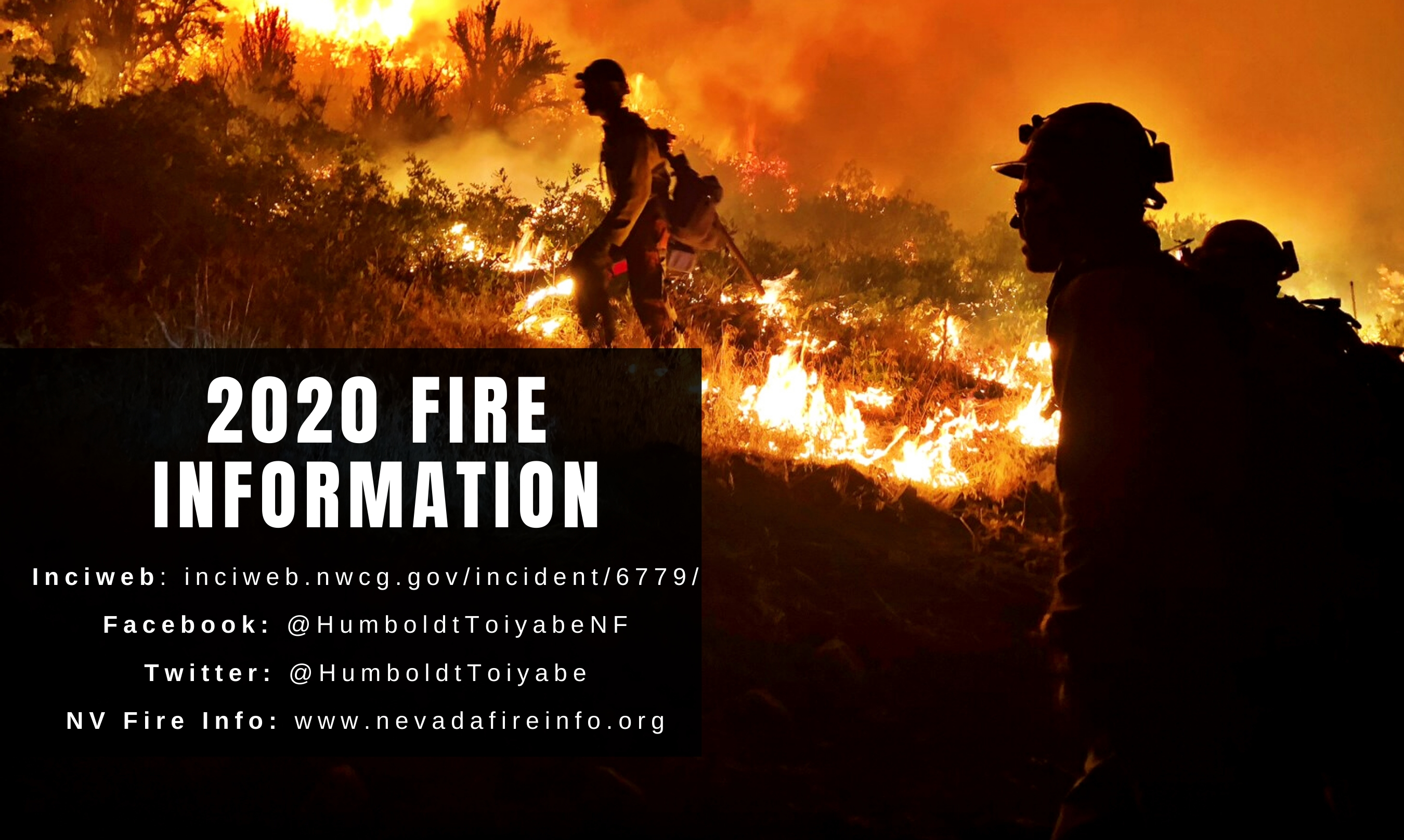 2020 Fire Information Resources