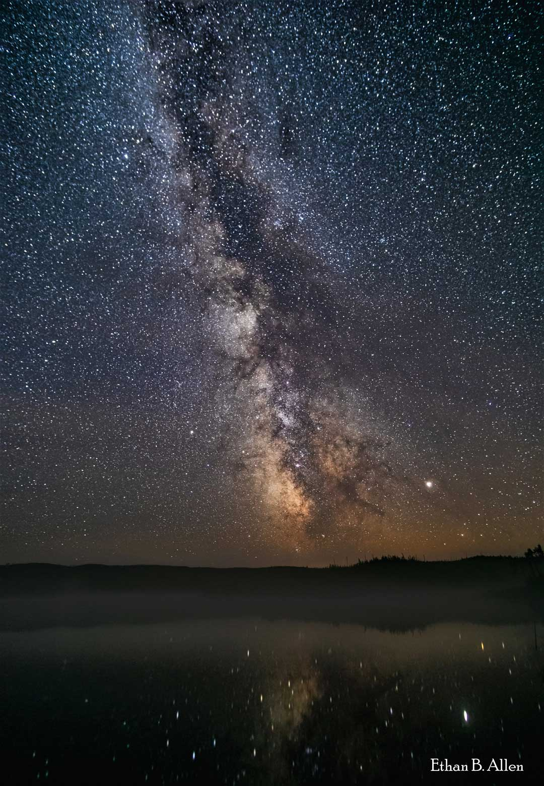Milky Way over the BWCAW