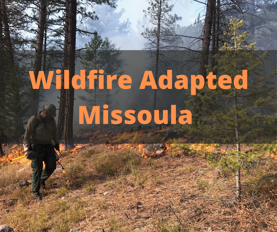 Wildfire Adapted Missoula