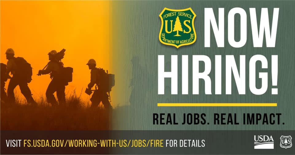 Now Hiring - Fire