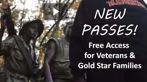 New passes give free access to Veterans and Gold Star families