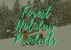 Forest Holiday Products