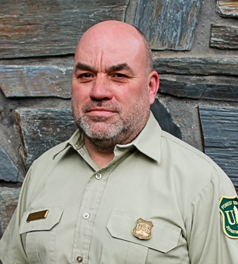 Jeff Tomac, Forest Supervisor