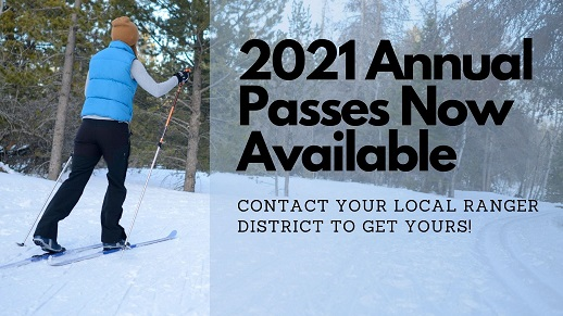 2021 Annual Passes are available.