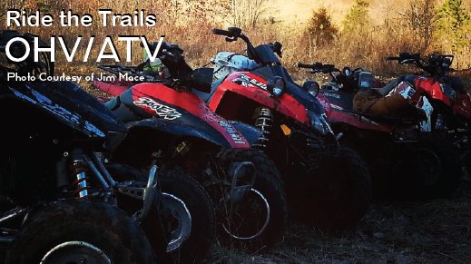 Ride the Trails - ATV and OHV