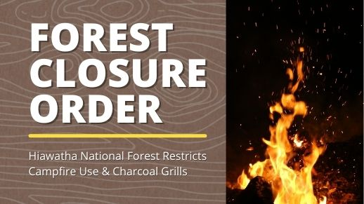 Forest Service Closure Order.