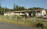 [photo] Elk City Ranger Station, Red River Ranger District.