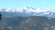 Photo of Mount Evans by Ed McQuiston