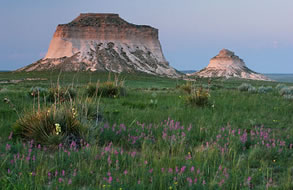 Pawnee Buttes, Copyright 2003 by Jan K. France, Images of Colorado