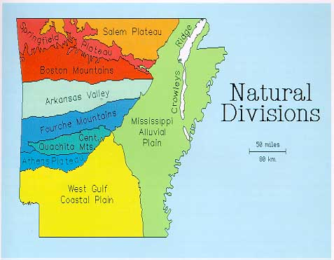 Ouachita National Forest - Nature & Science