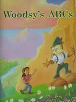 Cover of Woodys ABCs book.