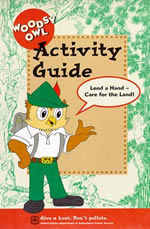 Woodsy Owl Activity Guide