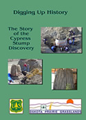 Copy of cover to Cypress Stump Discovery video.