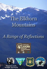 The Elkhorn Mountains: A Range of Reflections video cover.