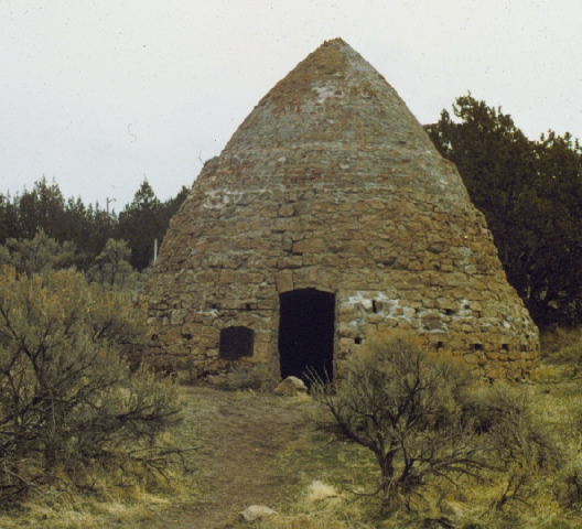 Charcoal Kiln at Old Iron Town