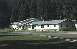 Three Rivers Ranger Station