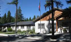 Murphy Lake Ranger Station
