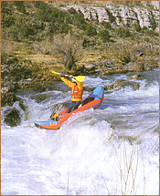[photopgraph] Rafting down the Verde River