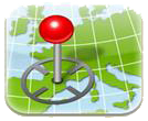 Digital Map icon