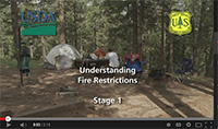 Stage I Fire Restrictions Youtube Thumbnail