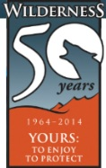50th Anniversary of the Willderness Act Logo