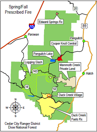 Dixie National Forest News Events