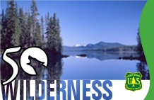 Graphic: Wilderness 50th Anniversary