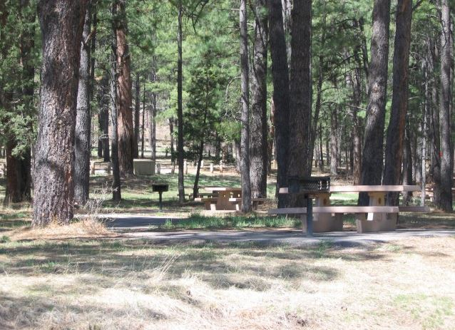 Cedar Creek General Picnic Area