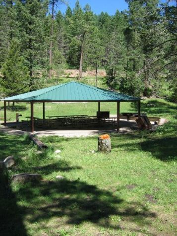 Lower Fir Campground Pavilion