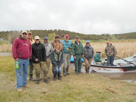 WRNF helps Healing Waters Project