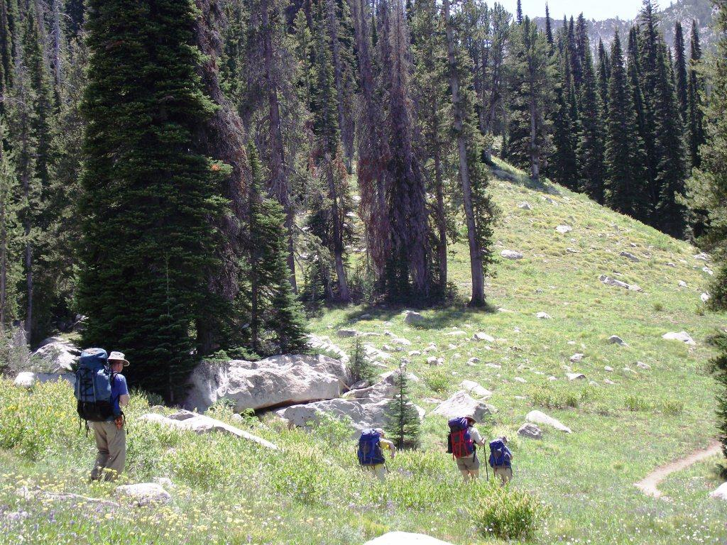 Boise National Forest - Hiking:Day Hiking