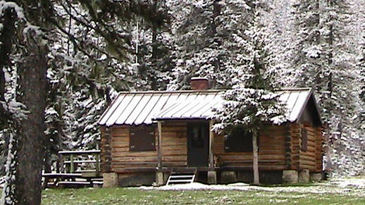 ... Crystal Lake Cabin ...