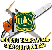 Region 5 Chainsaw and Crosscut Program